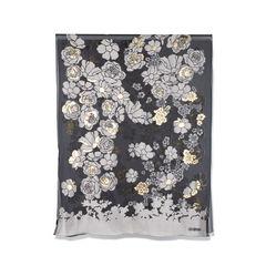 Kenzo floral silk blend shawl 2?1537383097
