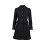 Authentic Pre Owned Miu Miu Buttoned Car Coat (PSS-515-00032) - Thumbnail 0