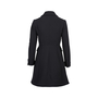 Authentic Pre Owned Miu Miu Buttoned Car Coat (PSS-515-00032) - Thumbnail 1