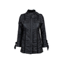 Authentic Second Hand Valentino Lace Trim Down Jacket (PSS-515-00044) - Thumbnail 0
