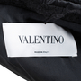 Authentic Second Hand Valentino Lace Trim Down Jacket (PSS-515-00044) - Thumbnail 2