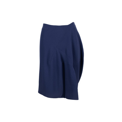 Authentic Second Hand Jil Sander Asymmetric Skirt (PSS-145-00184)