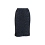 Authentic Second Hand Donna Karan Sequined Cashmere Blend Skirt (PSS-145-00191) - Thumbnail 0