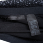 Authentic Second Hand Donna Karan Sequined Cashmere Blend Skirt (PSS-145-00191) - Thumbnail 2