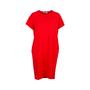 Authentic Second Hand Jil Sander T-shirt Dress (PSS-145-00228) - Thumbnail 0