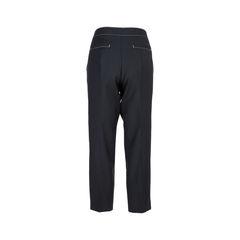 Prada black stitched trousers 2?1537548321