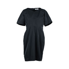 Taffeta A-line Dress