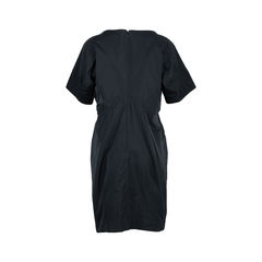 Jil sander black a line dress 2?1537548338