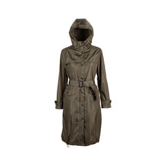 Prada belted raincoat 2?1537548358