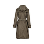 Authentic Second Hand Prada Belted Raincoat (PSS-145-00233) - Thumbnail 2
