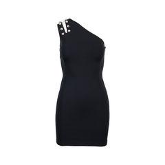 Shoulder Pin Dress