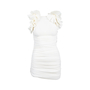 Authentic Second Hand Isabel Marant Ruffle Cotton Gauze Dress (PSS-515-00084) - Thumbnail 0