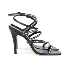 Jimmy choo rubber strap sandals 5?1537863517