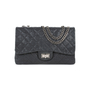 Authentic Pre Owned Chanel Caviar 2.55 Reissue (PSS-556-00005) - Thumbnail 0