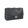 Authentic Pre Owned Chanel Caviar 2.55 Reissue (PSS-556-00005) - Thumbnail 1