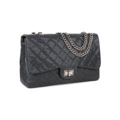 Chanel 2 55 reissue black 2?1537870390