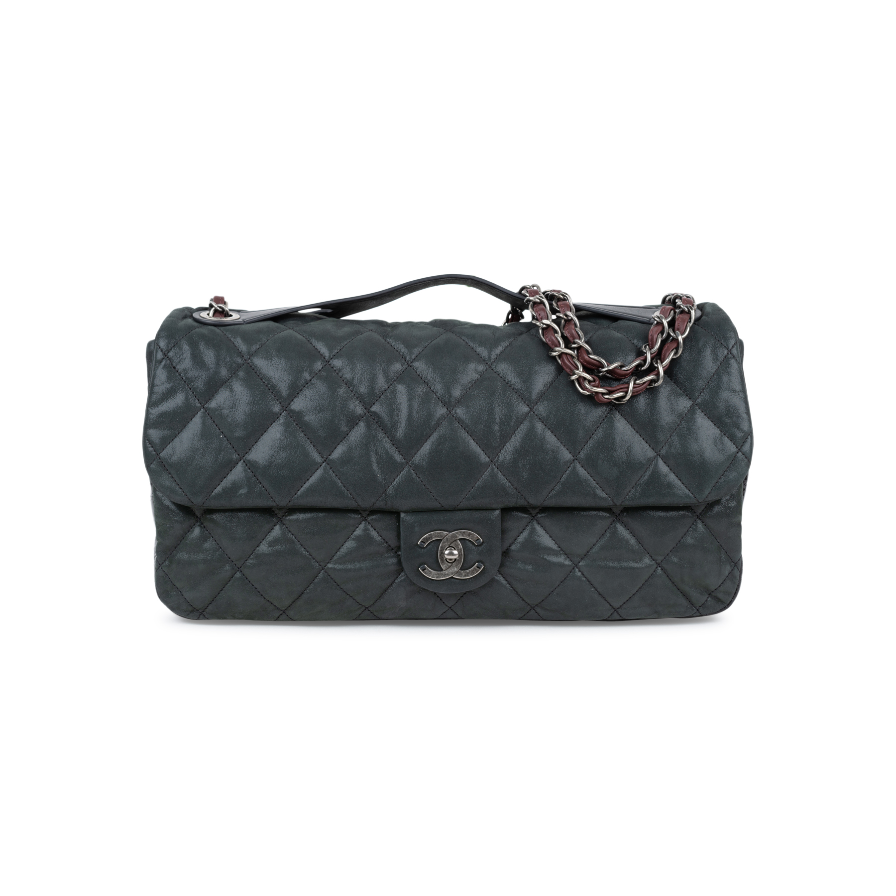 96c47a446837 Authentic Second Hand Chanel In The Mix Jumbo Flap Bag (PSS-556-00006) |  THE FIFTH COLLECTION