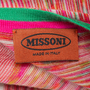 Authentic Pre Owned Missoni Stripe Knit Cardigan (PSS-145-00187) - Thumbnail 2