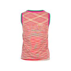 Missoni strip knit tank 2?1537887329