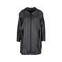 Authentic Second Hand Pleats Please Pleat Detail Waterproof Coat (PSS-145-00197) - Thumbnail 0