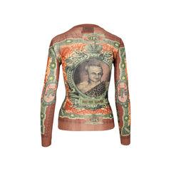 Jean paul gaultier self portrait tattoo fuzzi mesh top 2?1537887517
