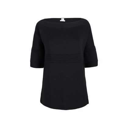 Authentic Second Hand Hermès Boat-neckline Sweater (PSS-145-00211)
