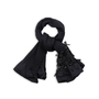 Authentic Second Hand Donna Karan Interwoven Detail Scarf (PSS-145-00189) - Thumbnail 0