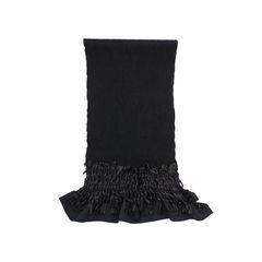 Donna karan interwoven detail scarf 2?1537888085