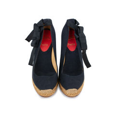 Formentera Canvas Wedges