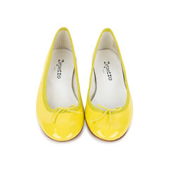 Cendrillon Patent Leather Tequila Yellow