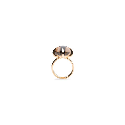 Authentic Second Hand Pomellato Veleno Smoky Quartz Ring (PSS-075-00087)