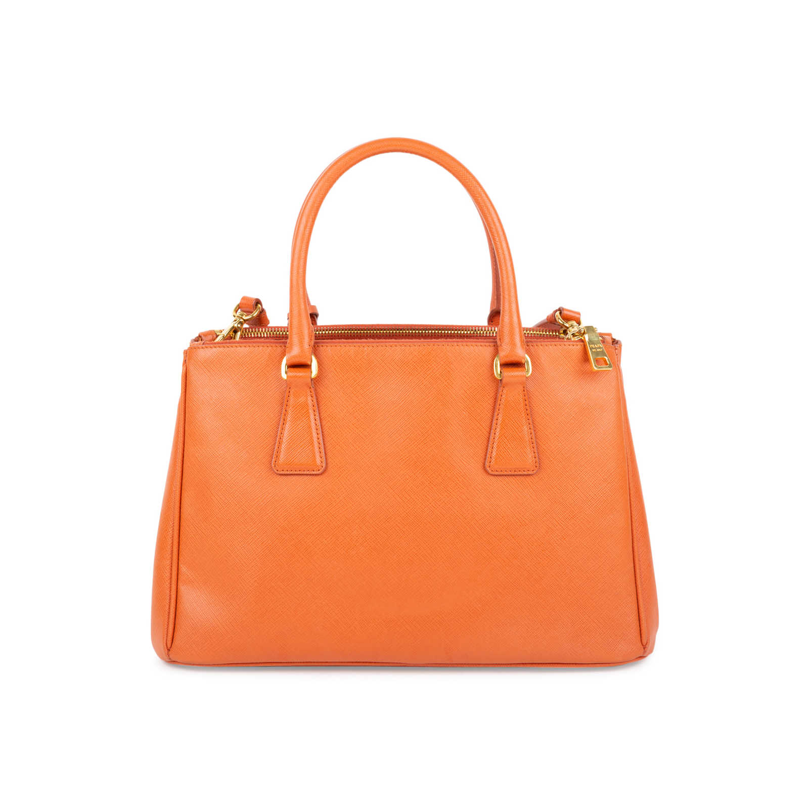 02b2d13063a1 ... Authentic Second Hand Prada Saffiano Lux Small Bag (PSS-190-00072) ...