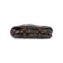 Authentic Second Hand Dries Van Noten Cognac Leather Drawstring Satchel (PSS-190-00073) - Thumbnail 3