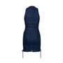 Authentic Second Hand McQ Alexander Mcqueen Denim Dress (PSS-515-00045) - Thumbnail 1