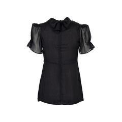 Fendi sheer blouse 2?1537939813