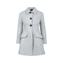 Authentic Second Hand Miu Miu Wool Car Coat (PSS-515-00050) - Thumbnail 0