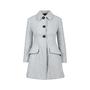 Authentic Pre Owned Miu Miu Wool Car Coat (PSS-515-00050) - Thumbnail 0