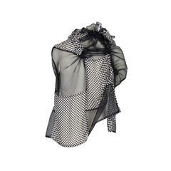 Comme des garcons checkered top 2?1537939948