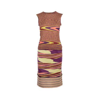 Authentic Pre Owned Missoni Multicolour Knit Set (PSS-145-00226)