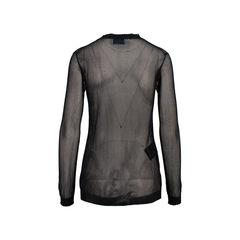 Prada mesh cardigan 2?1537941524
