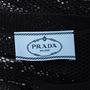 Authentic Second Hand Prada Mesh Cardigan (PSS-145-00186) - Thumbnail 2