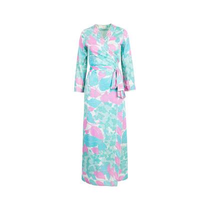 Emilio Pucci Floral Kimono Robe