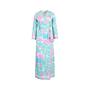 Emilio Pucci Floral Kimono Robe - Thumbnail 0