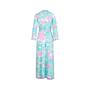 Emilio Pucci Floral Kimono Robe - Thumbnail 1
