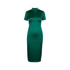 Midi Cheongsam Dress