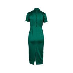 Ong shunmugam midi cheongsam dress 2?1537942875