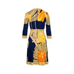 Leonard floral print dress 2?1537942919