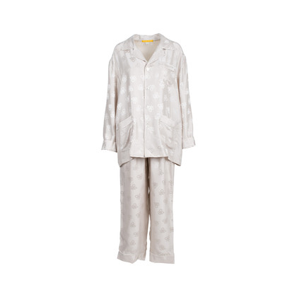 Authentic Second Hand Tang Tang Tang Tang Embroidered Snake Pyjamas Set (PSS-075-00103)