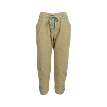 Authentic Second Hand Isabel Marant Étoile Khaki Pants (PSS-075-00098)