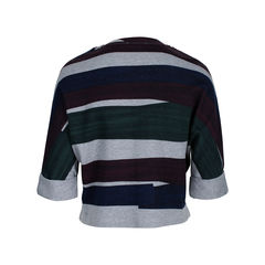 Carven striped cropped top 2?1537945089